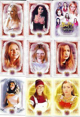 Buffy TVS Women Of Sunnydale Ladies Choice Chase Card LC-5