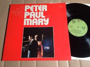 PETER-PAUL-AND-MARY-THE-MOST-BEAUTIFUL-SONGS-OF-2-LPs-CLUB-SONDERAUFLAGE