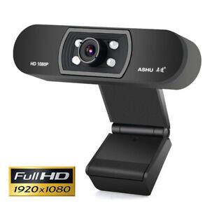 De-video-en-ligne-enseignement-numerique-HD-1080p-Webcam-Camera-Ordinateur-Webcam