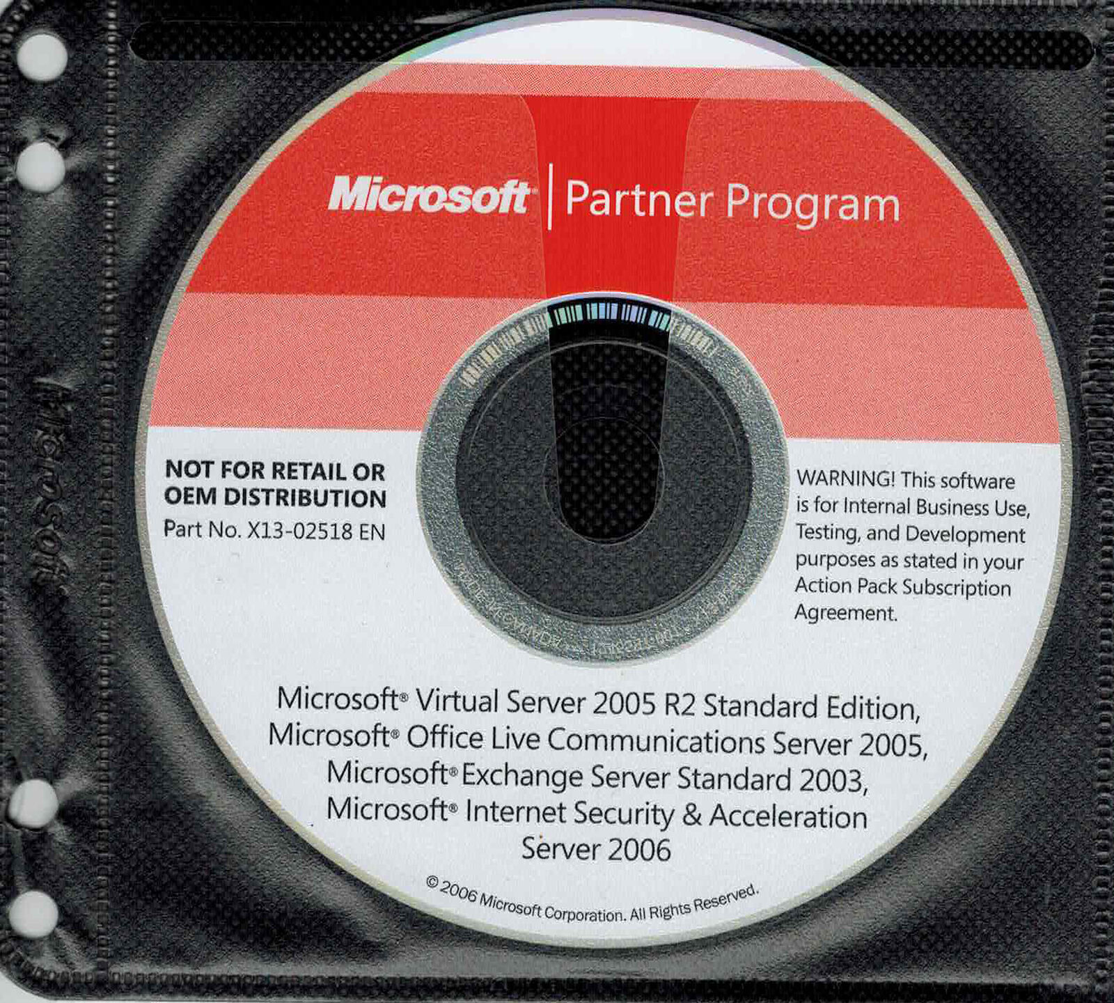 Microsoft isa server 2006 standard internet security 1 cpu.