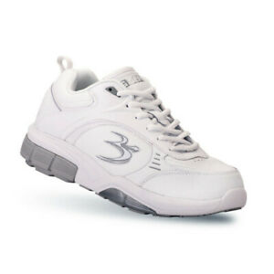 28532a77f96f6 Details about Gravity Defyer G Defy Men's Extora II White Athletic Shoes  Size 11.5 M