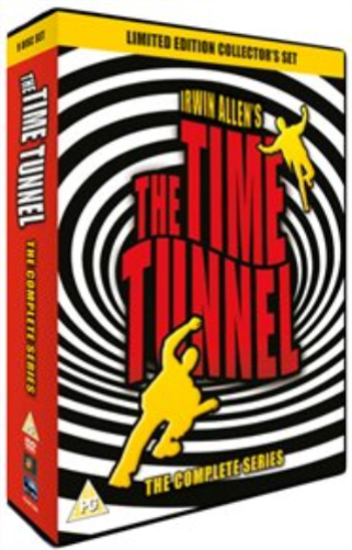 James Darren, Robert Colbert-Time Tunnel: The Complete Series DVD NEW