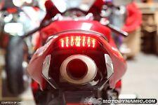 2003-2006 CBR 600RR CBR1000RR CBR600 SEQUENTIAL LED Turn Signal Tail Light SMOKE