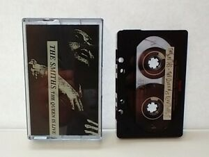 The Smiths - THE QUEEN IS LIVE 1986 Very RARE Cassette Tape recording Morrissey