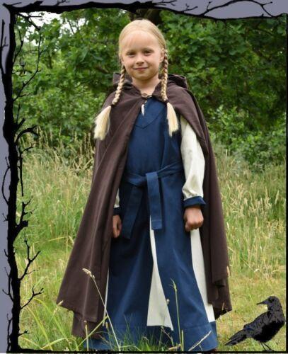 Moyen âge des enfants maigres Magicien Cape MELLAN
