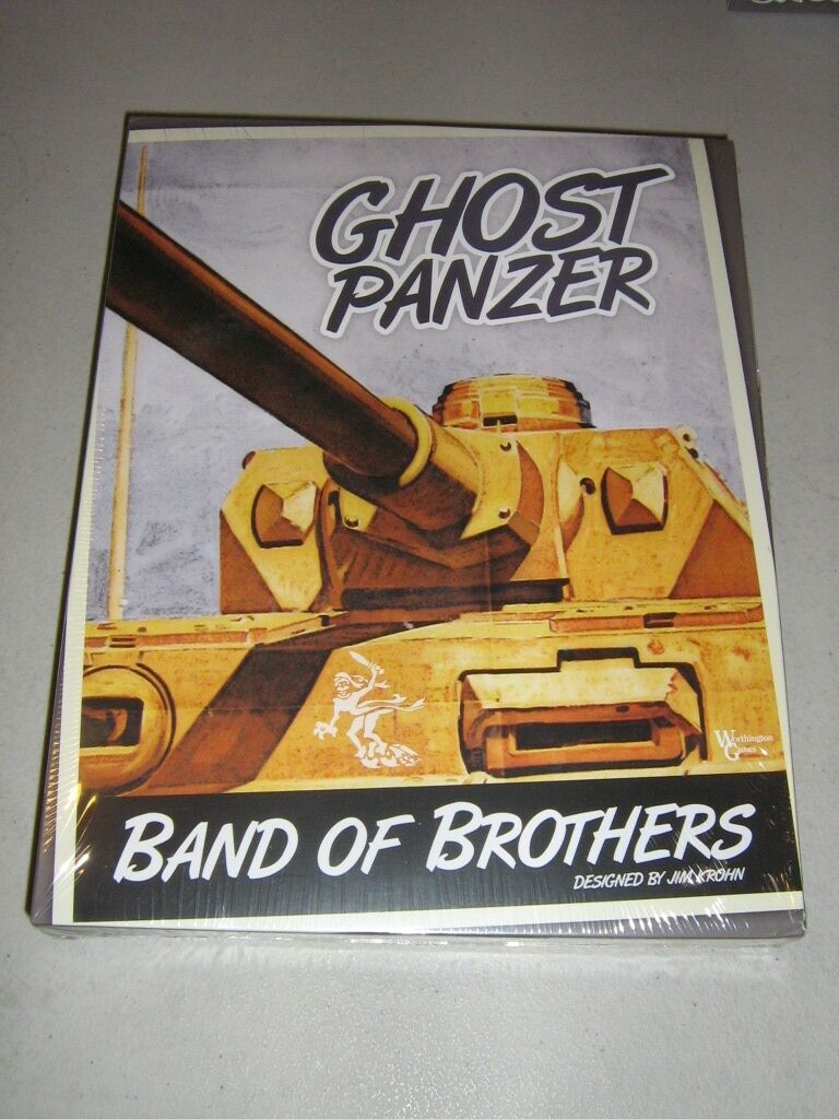Band of Brothers: Ghost Panzer  Nuovo