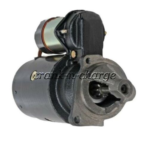 NEW STARTER REPLACES DELCO 10496879 1109075 CHEVY /& GMC TRUCK 1108753 1109034