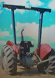 Details about Ford, Case, John Deere, Massey TRACTOR ROPS Rollbar, please  read description