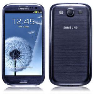 TELEFONO-DUMMY-PHONE-FINTO-SAMSUNG-GALAXY-S3-GT-i9300-DA-VETRINA-ESPOSIZIONE-BLU
