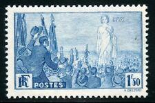 FRANCE SCOTT#321   MINT NEVER HINGED FULL ORIGIAL GUM----SCOTT VALUE $27.50