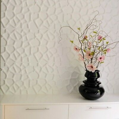 Light Equipment & Tools Orderly *web* 3d Decorative Wall Panels 1 Pcs Abs Plastic Mold For Plaster Rich In Poetic And Pictorial Splendor