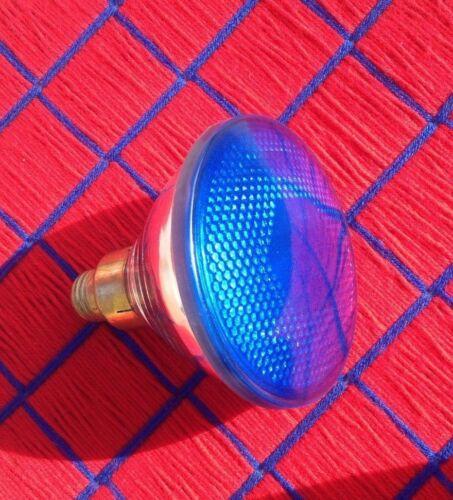 NEW blue 150 WATT PAR38 outdoor flood LIGHT BULB 150PAR38 incandescent 120v USA
