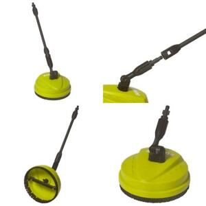 Deck and Patio Cleaning Attachment Sun Joe SPX-PCA10 10-Inch Surface