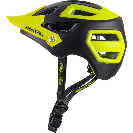 O'Neal Pike Enduro Mountain Bike MTB Helmet 55-58cms 55-58cms 55-58cms Small   Medium amarillo negro 9fa413