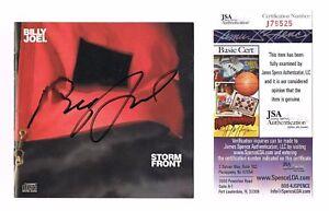 BILLY-JOEL-Storm-Front-SIGNED-CD-Album-Cover-amp-Full-CD-JSA-COA