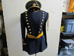 vintage band uniform   eBay