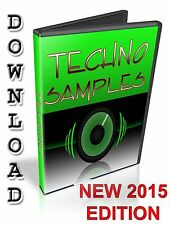 TECHNO SAMPLES - PROPELLERHEADS REASON REFILL - STEINBERG HALION - CUBASE - WAV