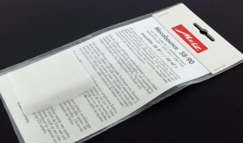 METZ Mecabounce 58-90 Difusor para 58 AF-1 y 48 AF-1 Flash Nueva//vieja Stock