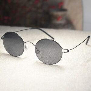 John Lennon Style Steampunk Glasses Steampunk Look Hippie Glasses 2441