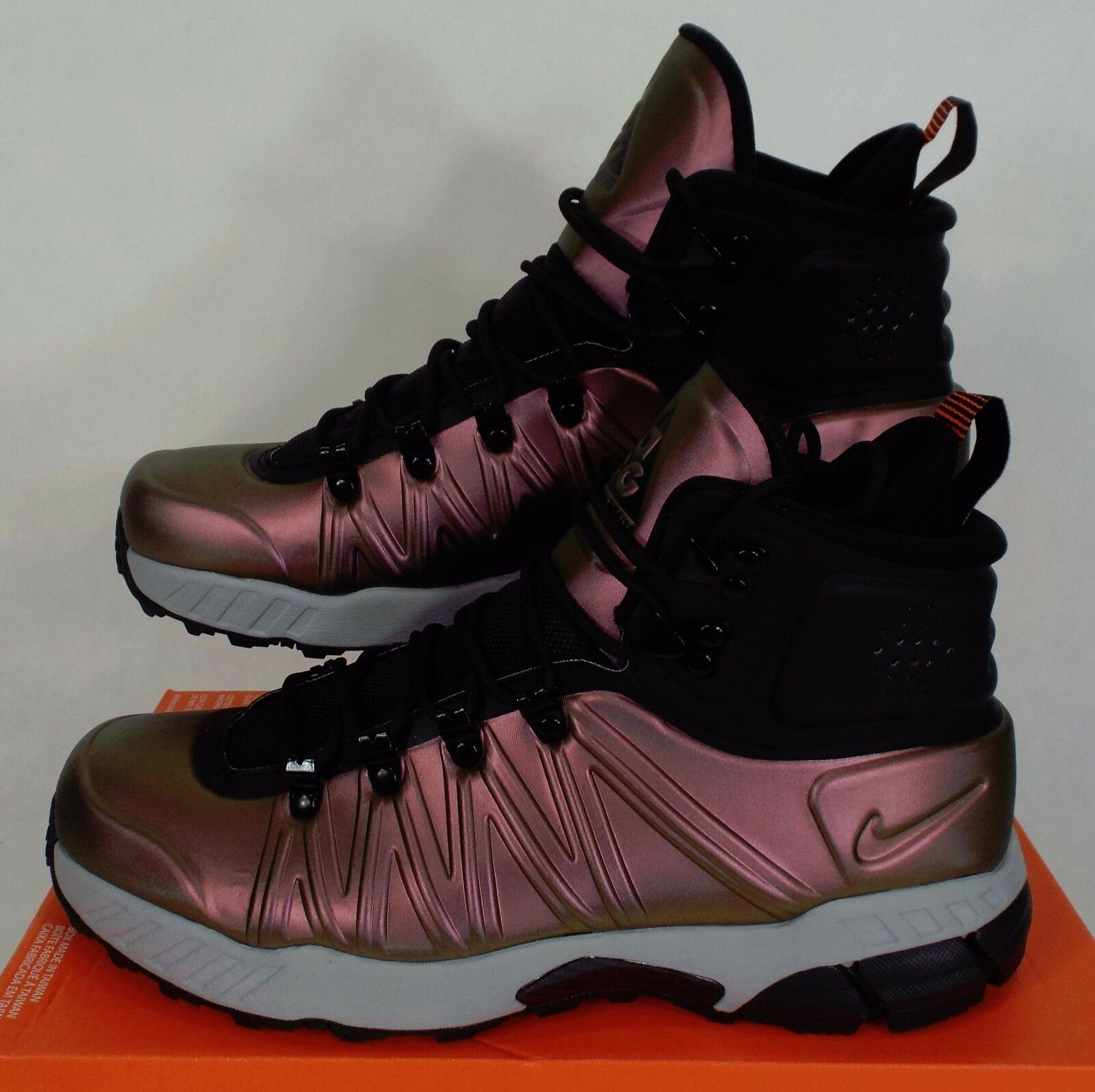 New RARE SAMPLE homme NIKE Zoom MW FoamPosite ACG Bottes chaussures 616215-060