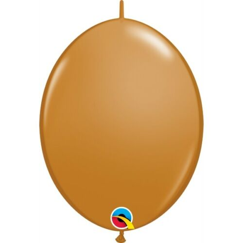 """25 or 50 10 Qualatex Quicklink 6/"""" Latex Decorator Balloons Pack of 5"""