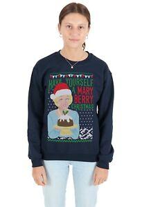 Иметь себе Мери ягода Рождество свитер джемпер толстовка Рождество выпекать скидка