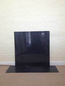 Marble Stone Effect Laminate Gas Amp Electric Fireplace Back