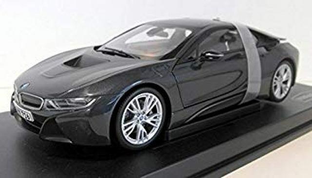Paragon 97071 97072 BMW X5 F15 97082 BMW i8 Modelo Coches blu argento grigio 1 18