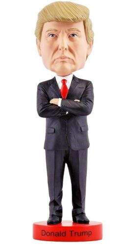 """USA President Series Royal Bobbles Donald Trump 8/"""" LIMITED EDITION BOBBLEHEADS-"""