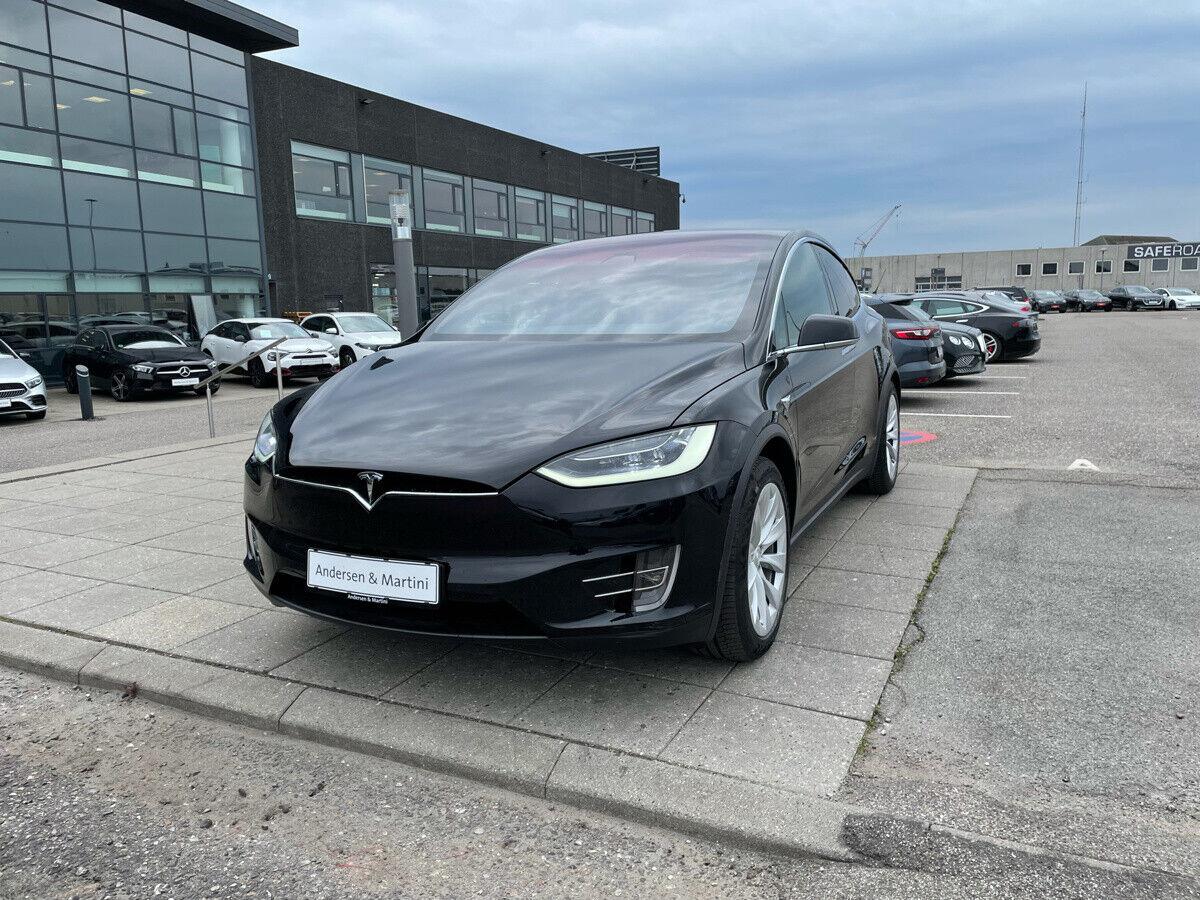 Tesla Model X  75D 5d