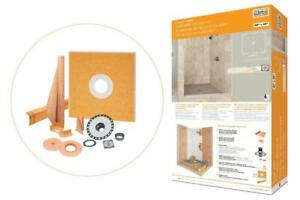 Schluter Systems Kerdi Shower Kit - All Sizes / Type / Models (you can choose your grate finish) Canada Preview