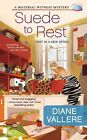 Suede to Rest by Diane Vallere (Paperback / softback, 2014)