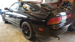 Nissan 240sx and RB20DET Swap