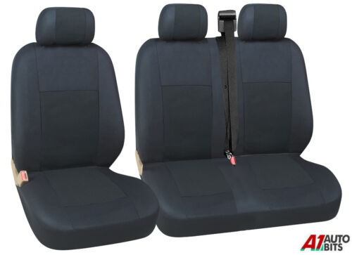 2+1 QUALITY FABRIC SEAT COVERS FOR OPEL VAUXHALL VIVARO SPORTIVE 01-14
