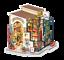 Indexbild 37 - DIY Bausatz für Miniatur Haus Bastelset Modellbau Puppenhaus Robotime Rolife
