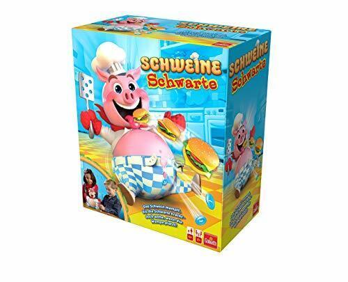 Goliath Schweine Schwarte Kinder-Gesellschaftsspiel