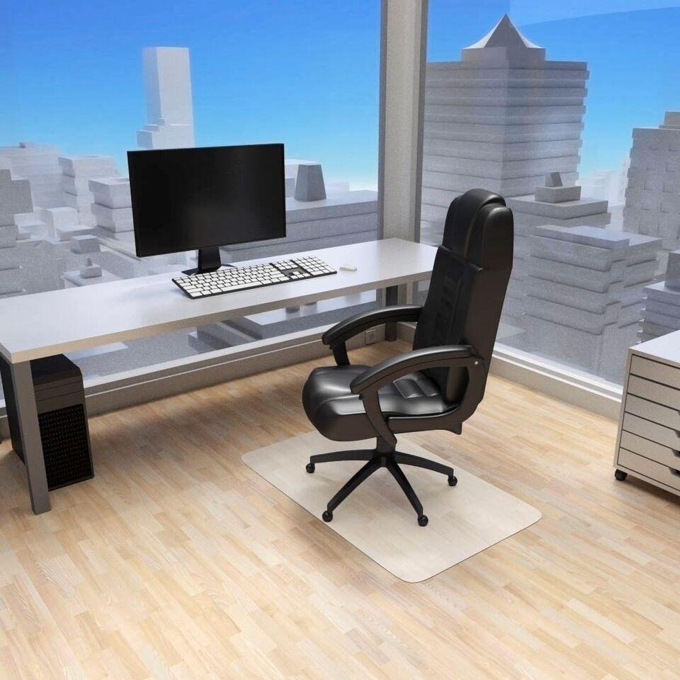 Underlag til kontorstol 75 x 120 cm