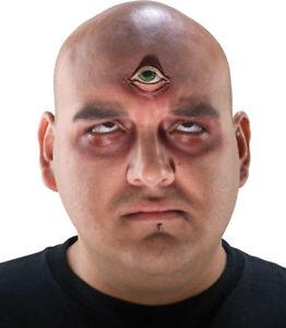 Fake Cyclops Eye Third Eyeball Latex Prosthetic Prop ...