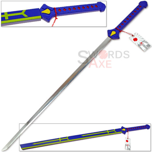 The Legend of Zelda Triforce Straitblade Link Master Katana Sword Game Replica