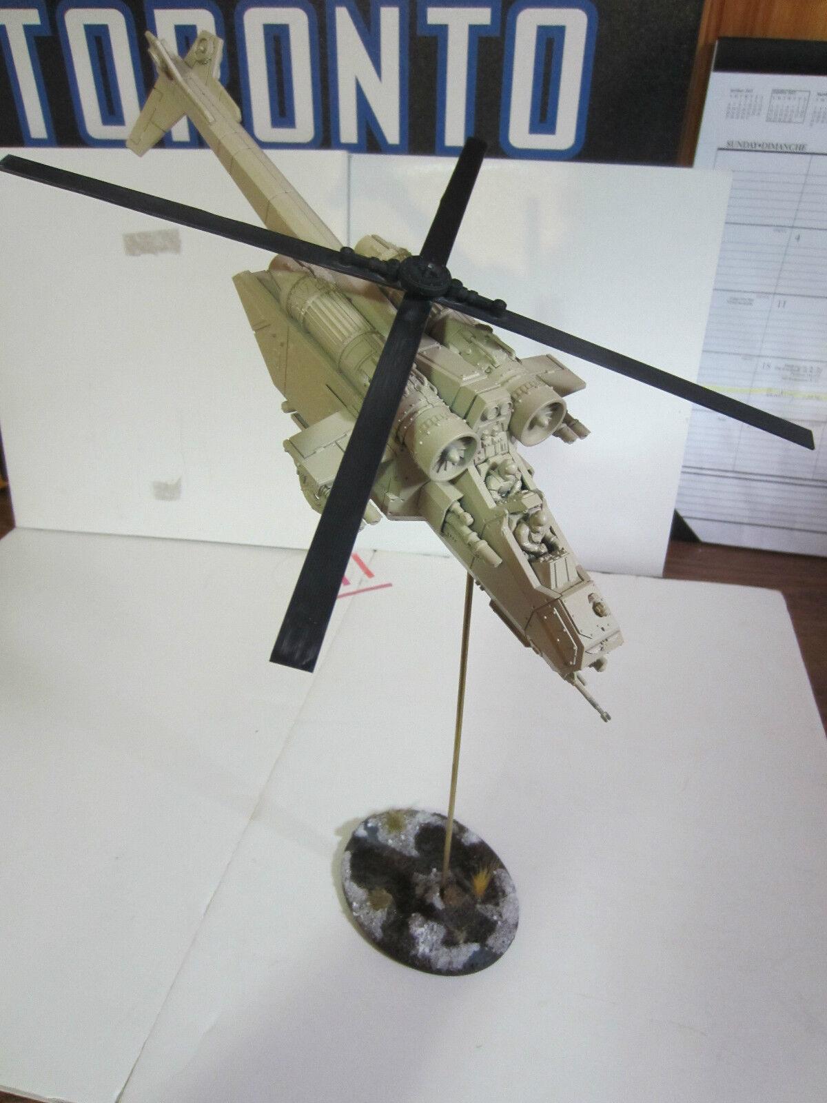 Astra Militarum Valkyrie & Vendetta   Bird of Death