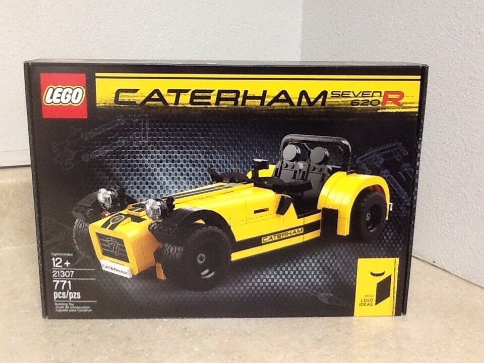 Lego Ideas Caterham Seven 620R - 21307 (PRIORITY SHIPPING)