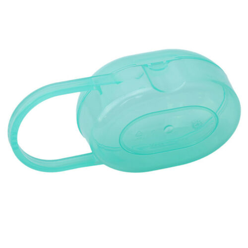 Portable Cute Baby Infant Soother Holder Pacifier Dummy Box Travel Storage Case
