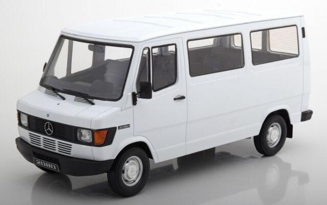 1:18 KK-Scale Mercedes 208 D bus 1988 white
