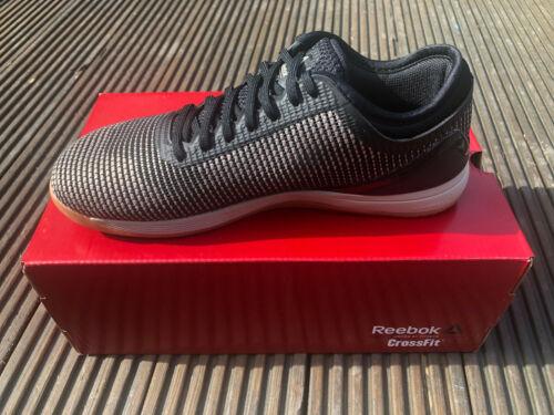Sneaker Hommes Beige-Noir-Gum Reebok CrossFit Nano 8.0 UK Tailles 6-13