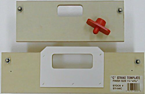 Templaco LS-176C - Latch & Strike Kit