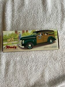 *REDUCED*  NIB Wix Collectibles 1940 Ford Woody item #99084
