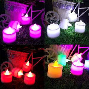 2PCS-VELA-LED-Ambar-remoto-Led-Control-Electronico-Candle-Light-Romantica