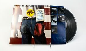 Bruce-Springsteen-Born-In-The-USA-Vinyl-Record-LP-1984