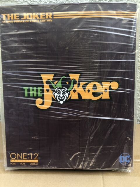 Mezco One:12 Collective The Joker WC76231 Clown Prince of Crime Edition