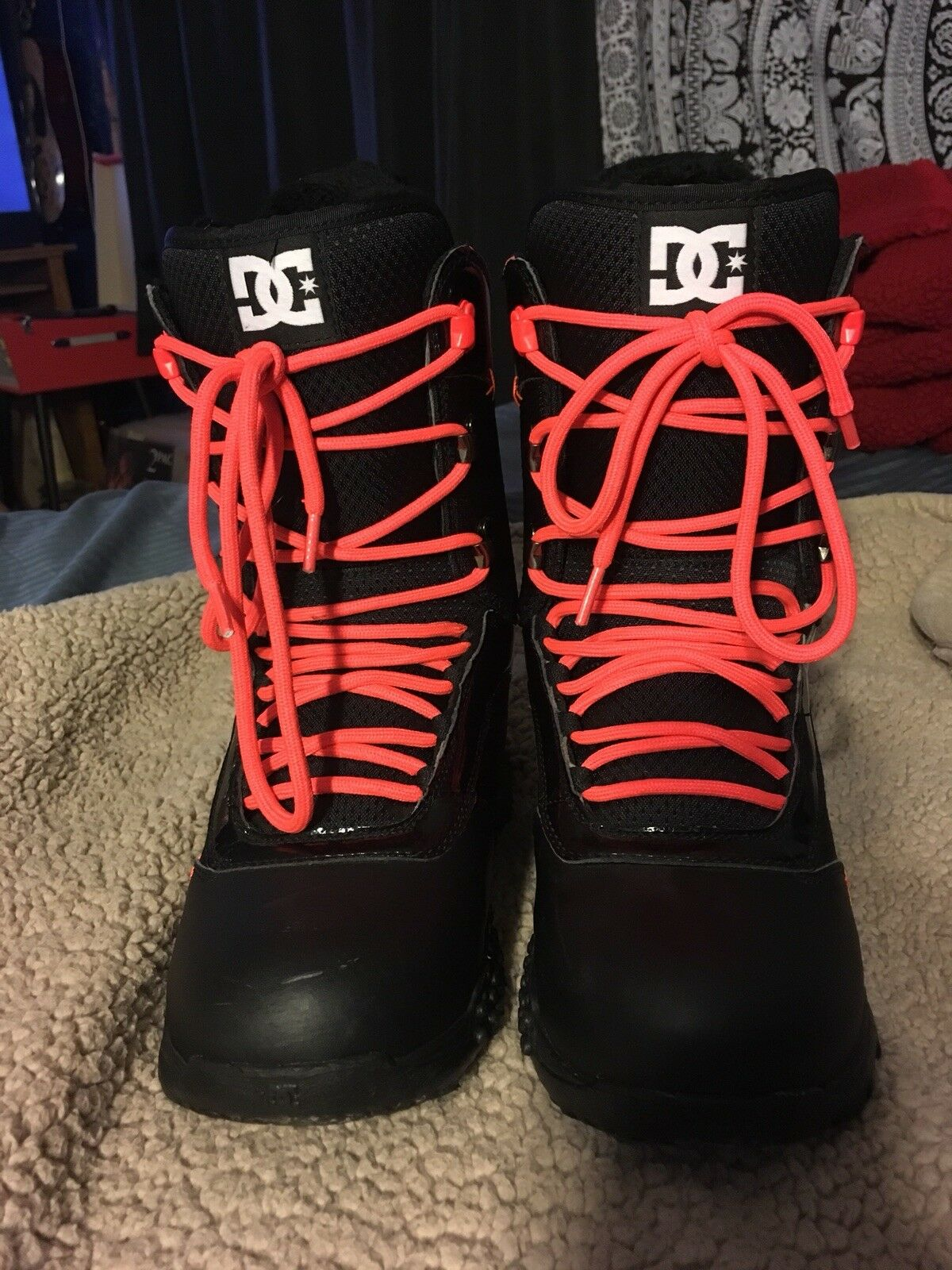 Women's DC  Karma snowboard boots size 7.5  affordable